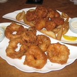 6484056 - fish&chips onion ring