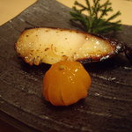 一禅 - 銀鱈の西京焼き