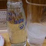 もつ焼 でん - 酎ハイ♪350円(税別)