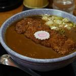 淀川屋 - 料理写真:特製カツカレー中華