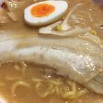 ラーメン櫻島 - バラチャーシュー(大宮そごう「天空のラーメン博」)