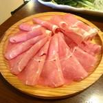 小尾羊  - ラム肉