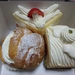 欧風洋菓子 エル・ドール - 料理写真:買ったものです