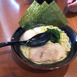 横浜家系ラーメン 力丸家 - 料理写真: