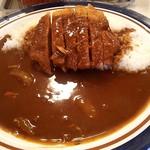 カレー専門店 クラウンエース - 大盛りカツカレー600円