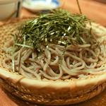 蕎麦・酒・料理 壱 - ざるそば