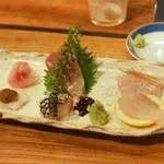 蕎麦・酒・料理 壱 - お造り