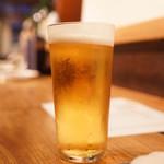 壱 - ビール