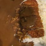 マドラスカレー  - 正直 フルーティーな甘味が中心カレー 辛いの好きには物足りない