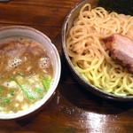 中華そば 椿 - つけ麺