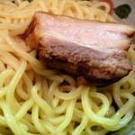 中華そば 椿 - 麺UP