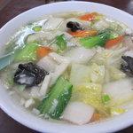 6485718 - 野菜タン麺