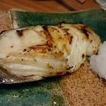 魚と串 いっしょう - 銀鱈西京焼き