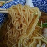 鬼そば 藤谷 - 麺リフト