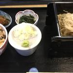 なみき庵 - 料理写真: