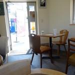 Cafe 610 - 店内
