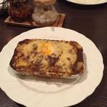 キュイボンヌ - 焼きカレー 1100円(税込)・13時〜10食限定