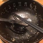 つなぎ - つなぎ(スープ完飲)
