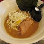奨 - らーめん(細麺)750円