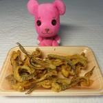 祭組 - 料理写真:ガッチョのから揚げ 500円