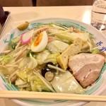 64858936 - 五目野菜焼きそば ¥850
