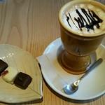 64859581 - ショコラエスプレッソ・ボンボンチョコレート