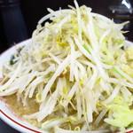 ラーメン二郎 川越店 - 小ラーメン700円