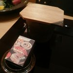 新鮨し - ヒレ酒