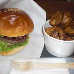オーガニック バーガー キッチン - 何とかSet