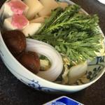 六歌仙 - しゃぶしゃぶの野菜