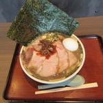 ラーメン 凪 - すごい煮干ラーメン