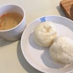CAFEくるみ - 自家製パンとスープ