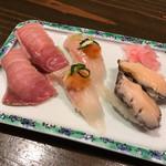 ぼろもち家 - お寿司