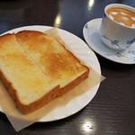 Kuromimirapan - バタートーストセット
