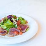 Gluten Free Dining Tsukuru - 鮪スモークと旬野菜