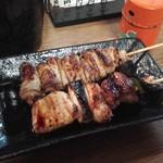 鎌倉酒店 - 炭火串焼き ねぎま 鶏かわ
