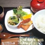 食堂カフェ COCO家 - 玉子かけご飯500円