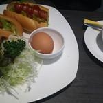 食堂カフェ COCO家 - 完璧に美味しいやつや!