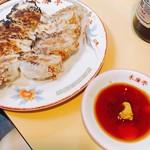 中華料理 末廣亭 - 餃子