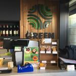 Green Cafe 川の駅 - Green Cafe 川の駅はちけんや店