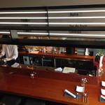 NARITA YUTAKA - 調理の手元が見える楽しいロフト席