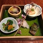 キュイジーヌ・ド・オオサカ・リョウ - 前菜