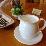 Cream Tea - ミルクポット
