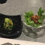 黒豚料理 あぢもり - 小鉢