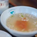 けいらく - 蕃茄湯(あかなすじる)