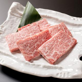 「焼肉にとって最高のお肉」を追求