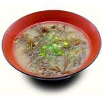 伊豆産生ふのり味噌汁