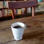 64878271 - コーヒーは秋田の08コーヒーさんのもの。                       美味しくて豆を購入しました。