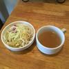 パスタヤ - 料理写真:サラダ、スープ