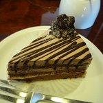 カナブン - チョコケーキ
